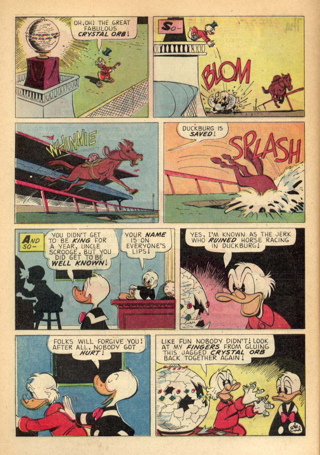 Uncle Scrooge (1953) Issue #66 #66 - English 26