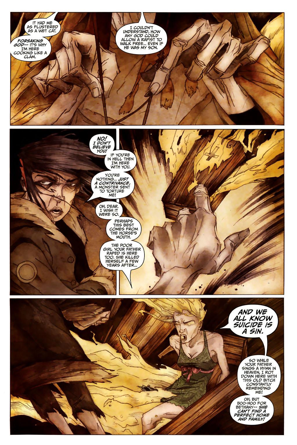 Girl 13 Page 6 #6 - English 11