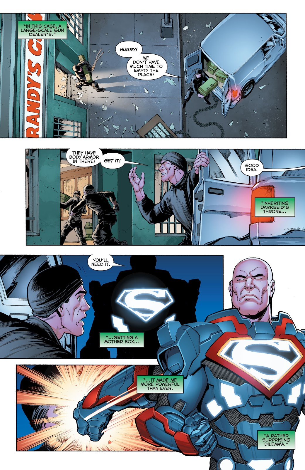 Justice League (2011) Issue #52 #62 - English 10