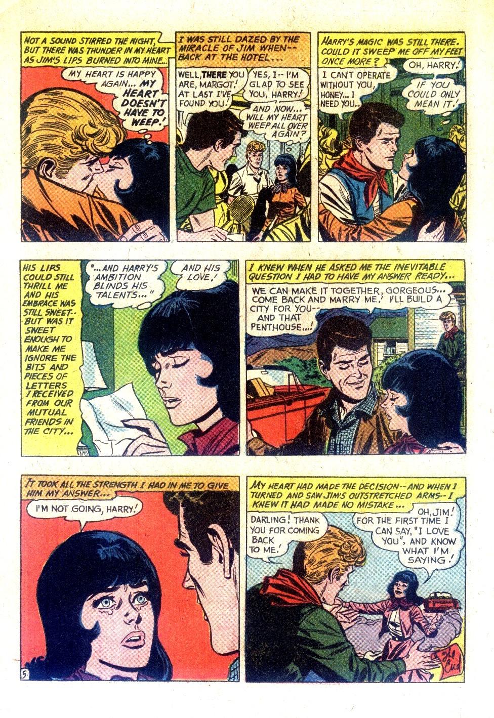 Read online Secret Hearts comic -  Issue #128 - 13