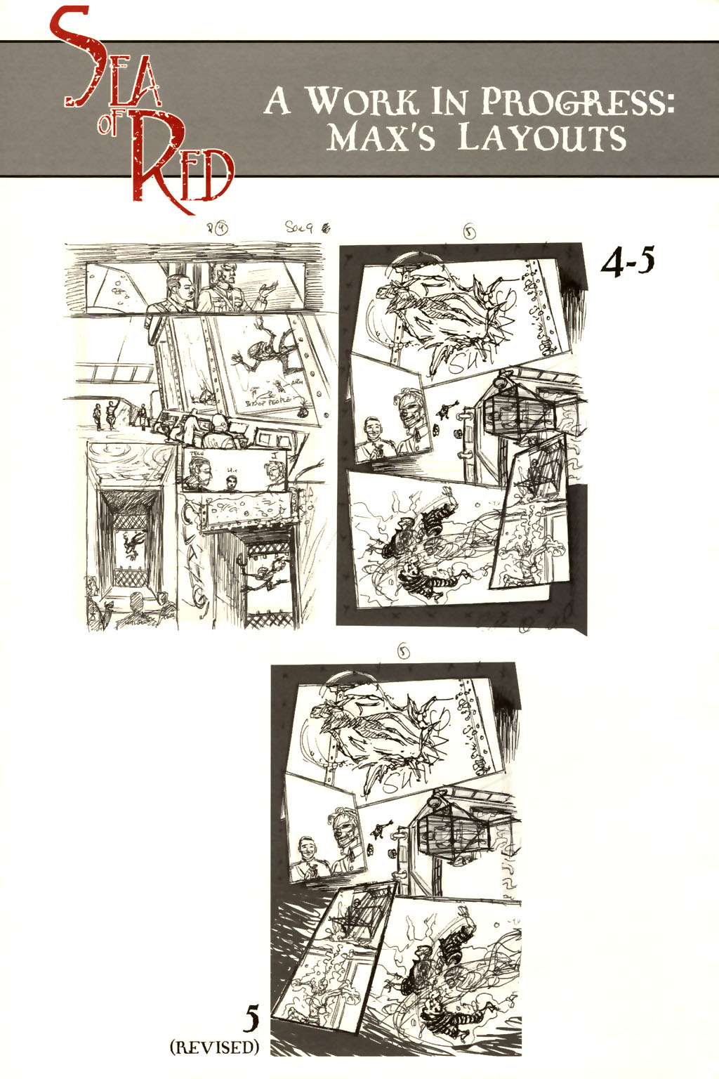 Read online Sea of Red comic -  Issue #9 - 27