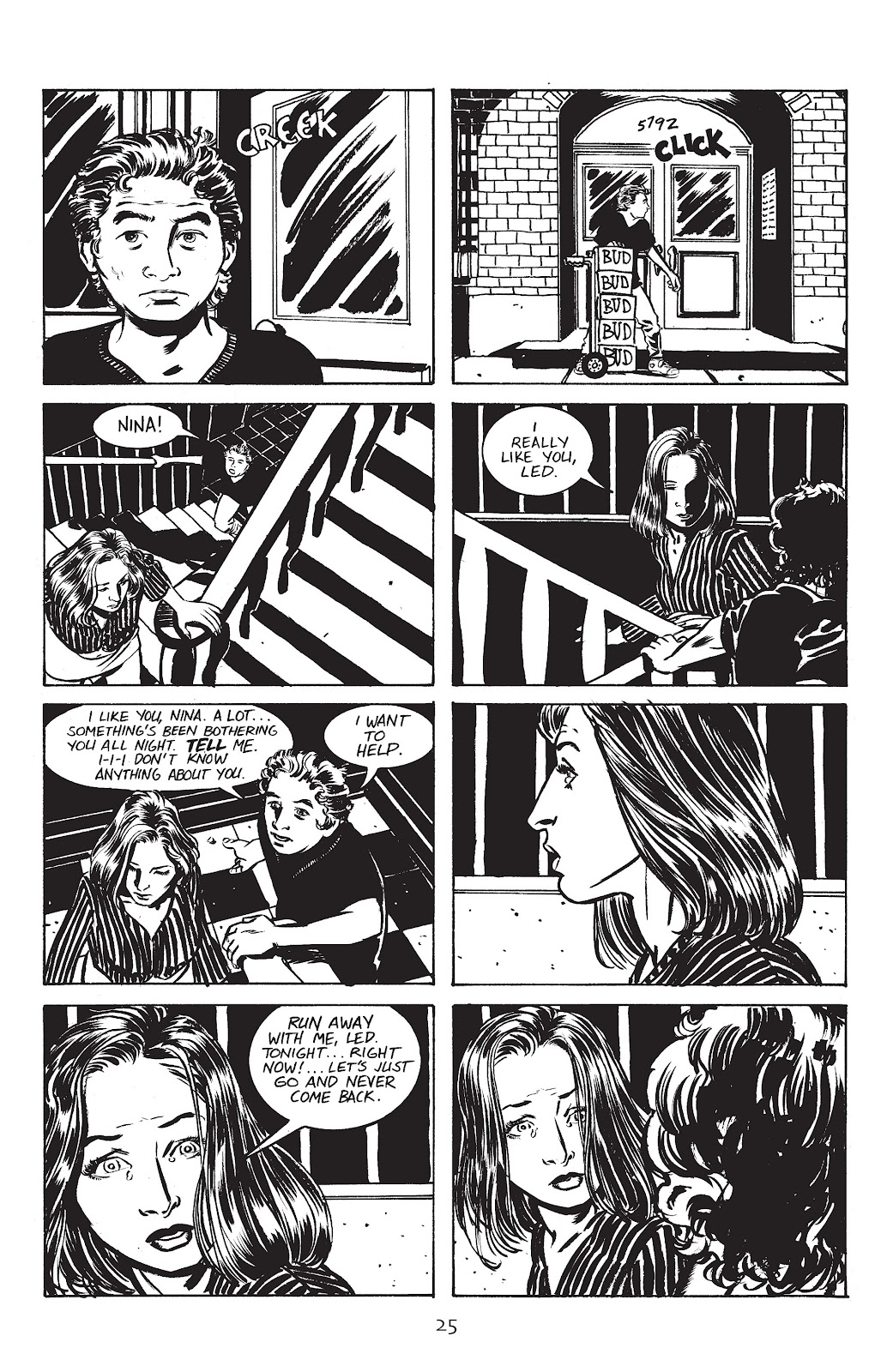 Stray Bullets Issue #3 #3 - English 27