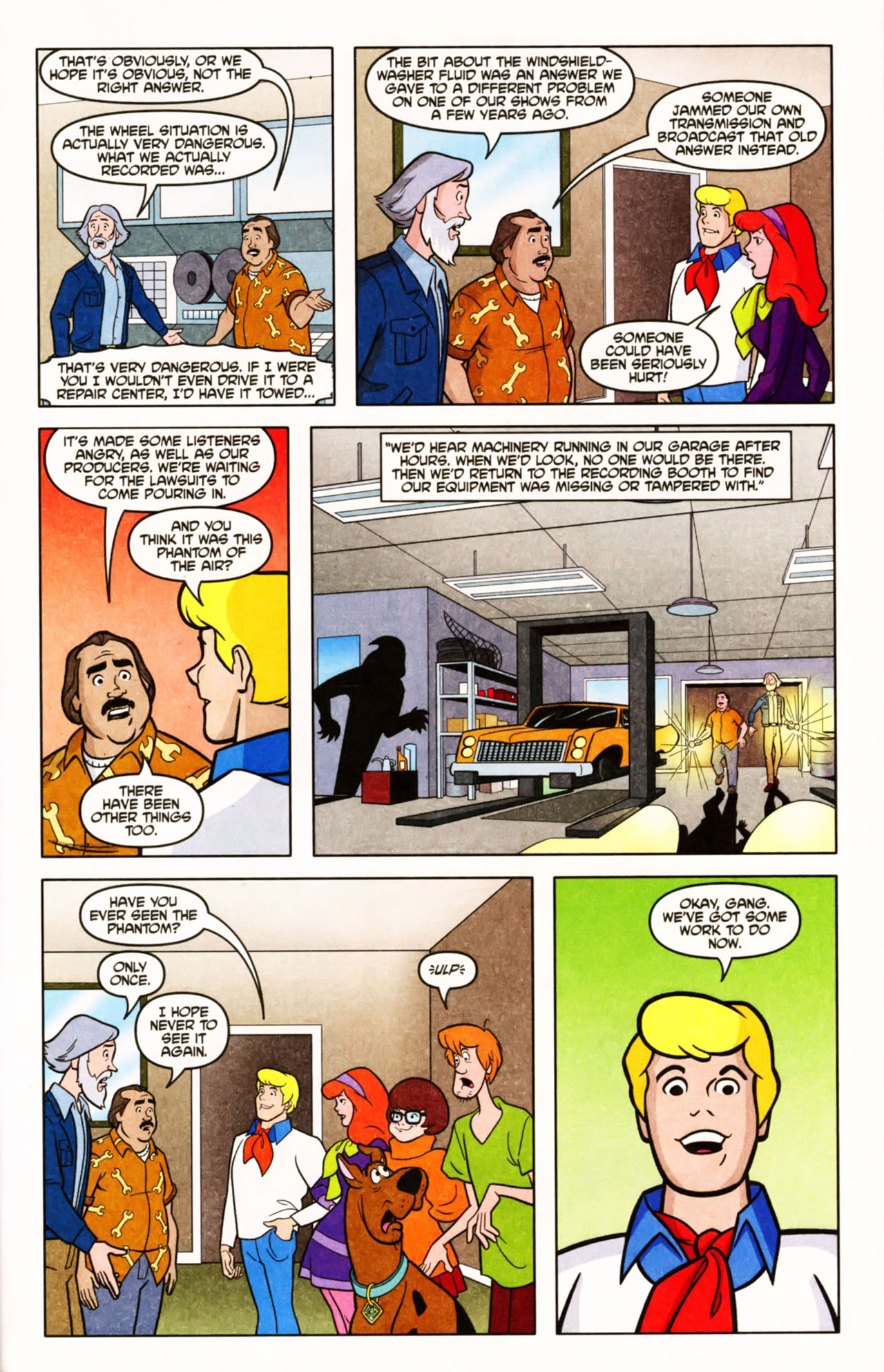 Read online Scooby-Doo (1997) comic -  Issue #153 - 18