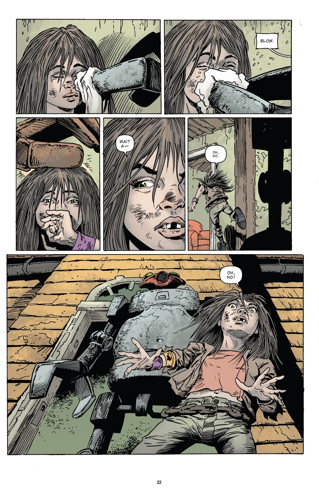 Zombies vs Robots (2015) Issue #2 Page 23