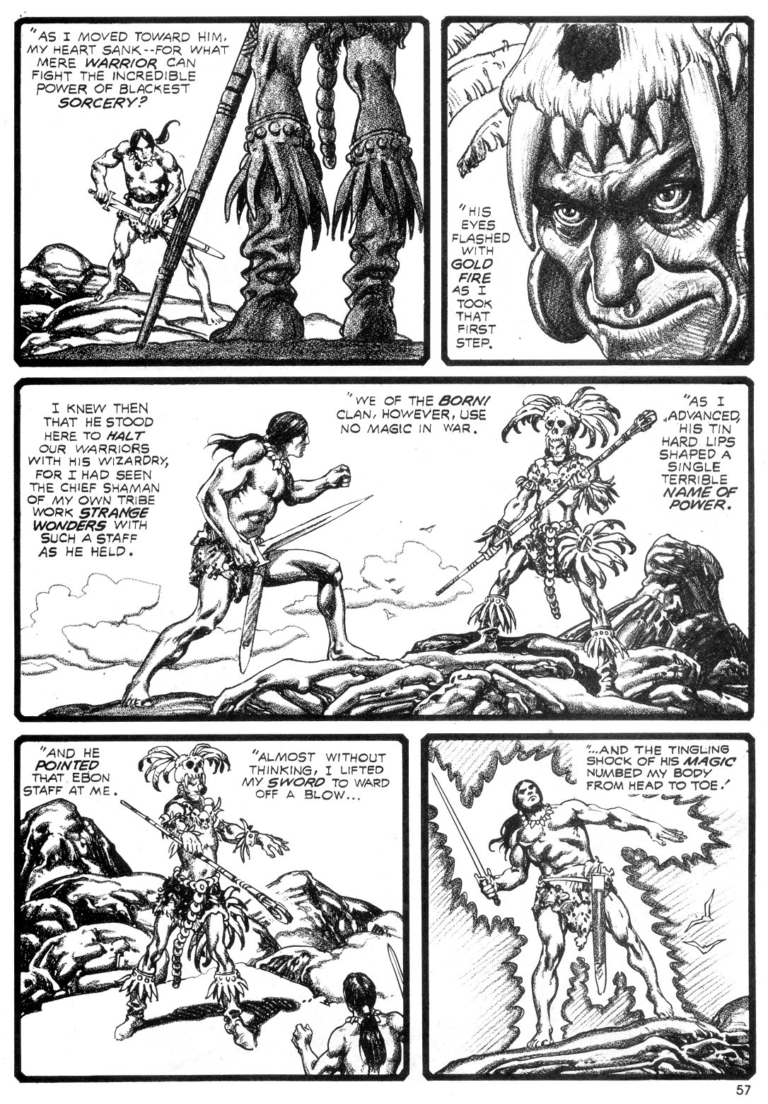 The Savage Sword Of Conan Issue #55 #56 - English 56