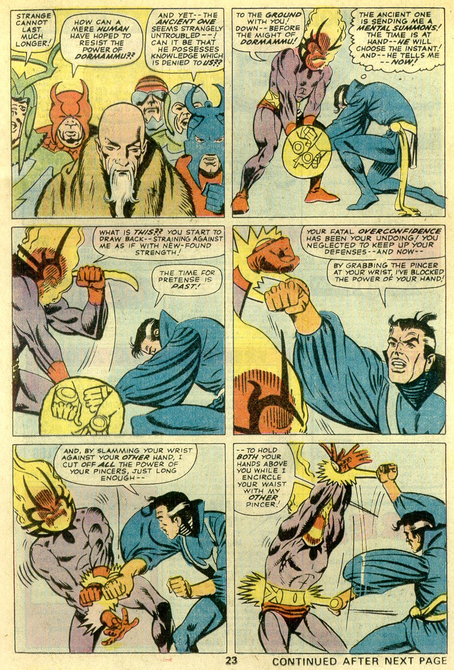 Strange Tales (1951) Issue #188 #190 - English 25