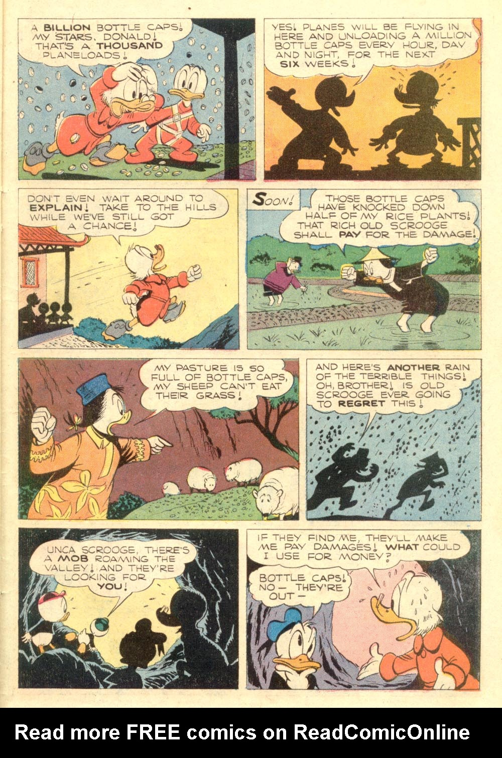 Uncle Scrooge (1953) Issue #106 #106 - English 27