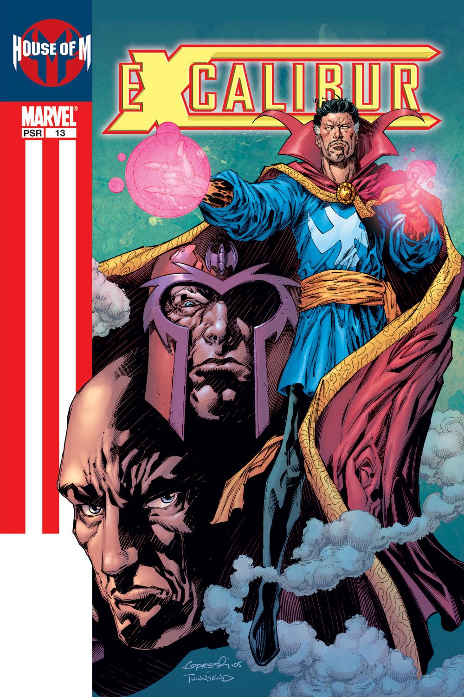 Excalibur (2004) Issue #13 #13 - English 1