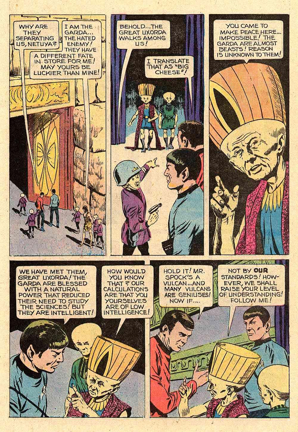Star Trek (1967) #55 #55 - English 7