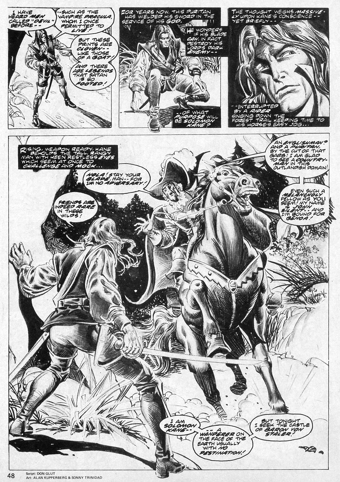 The Savage Sword Of Conan Issue #19 #20 - English 48