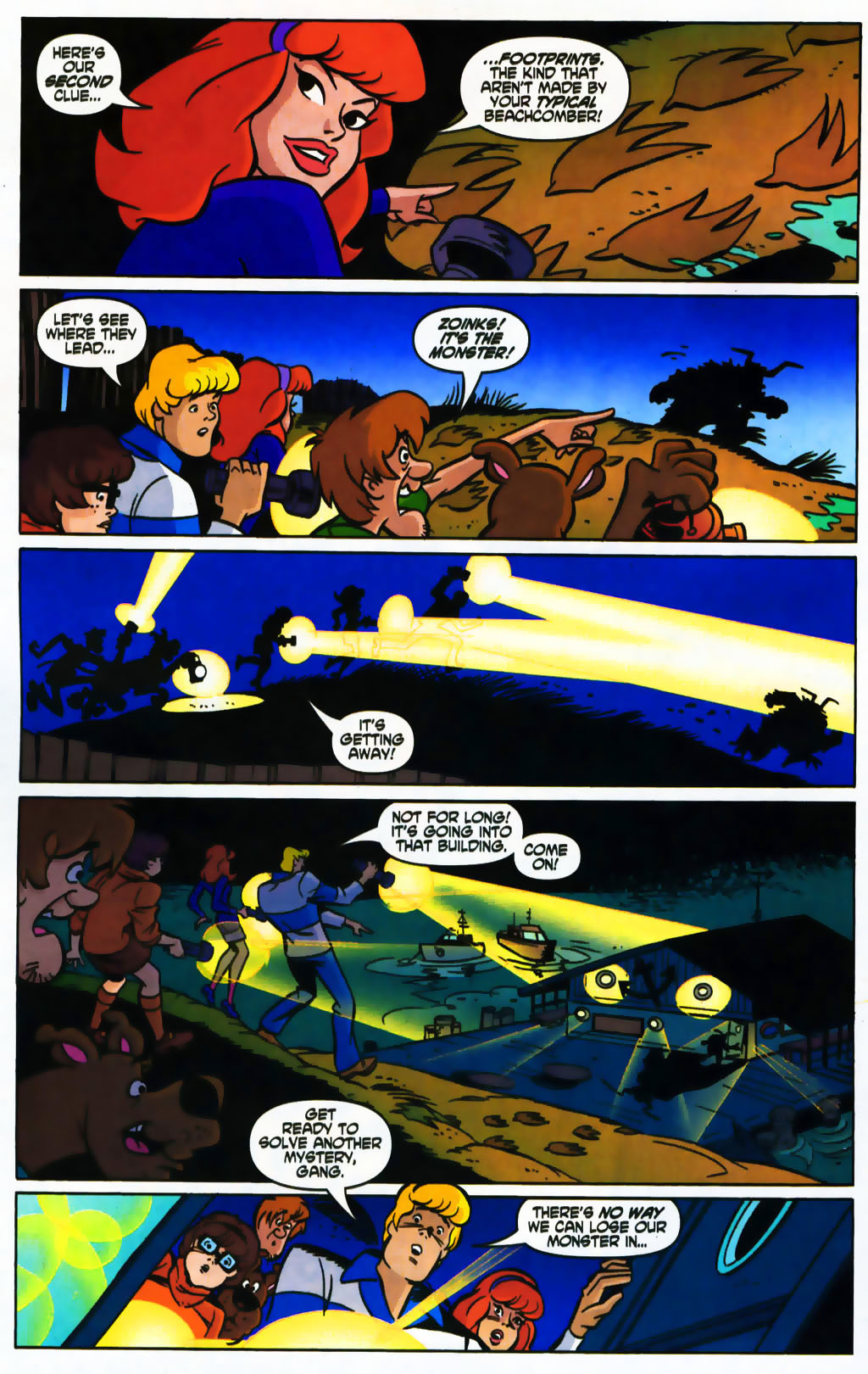Read online Scooby-Doo (1997) comic -  Issue #87 - 11
