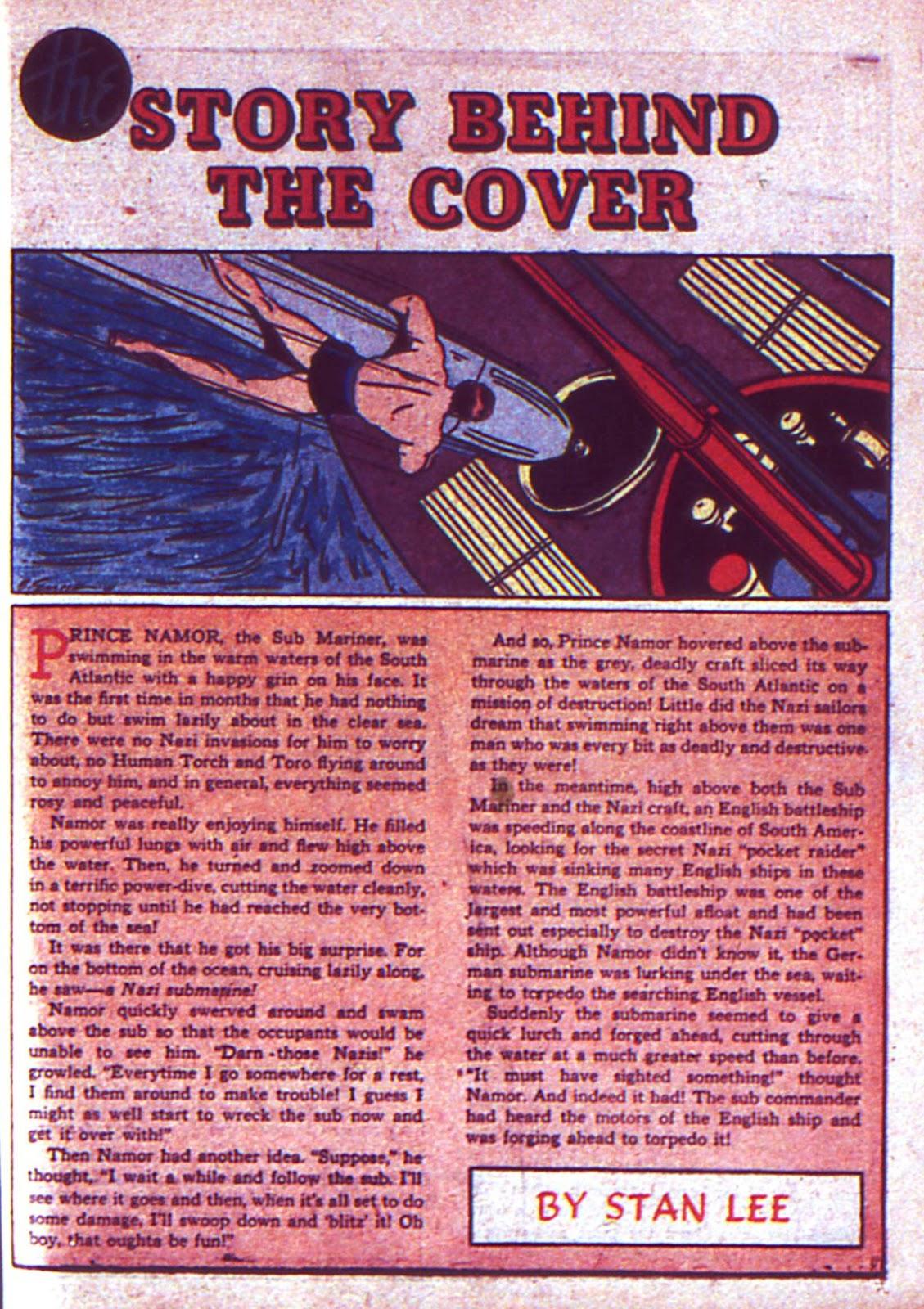 Sub-Mariner Comics Issue #2 #2 - English 45
