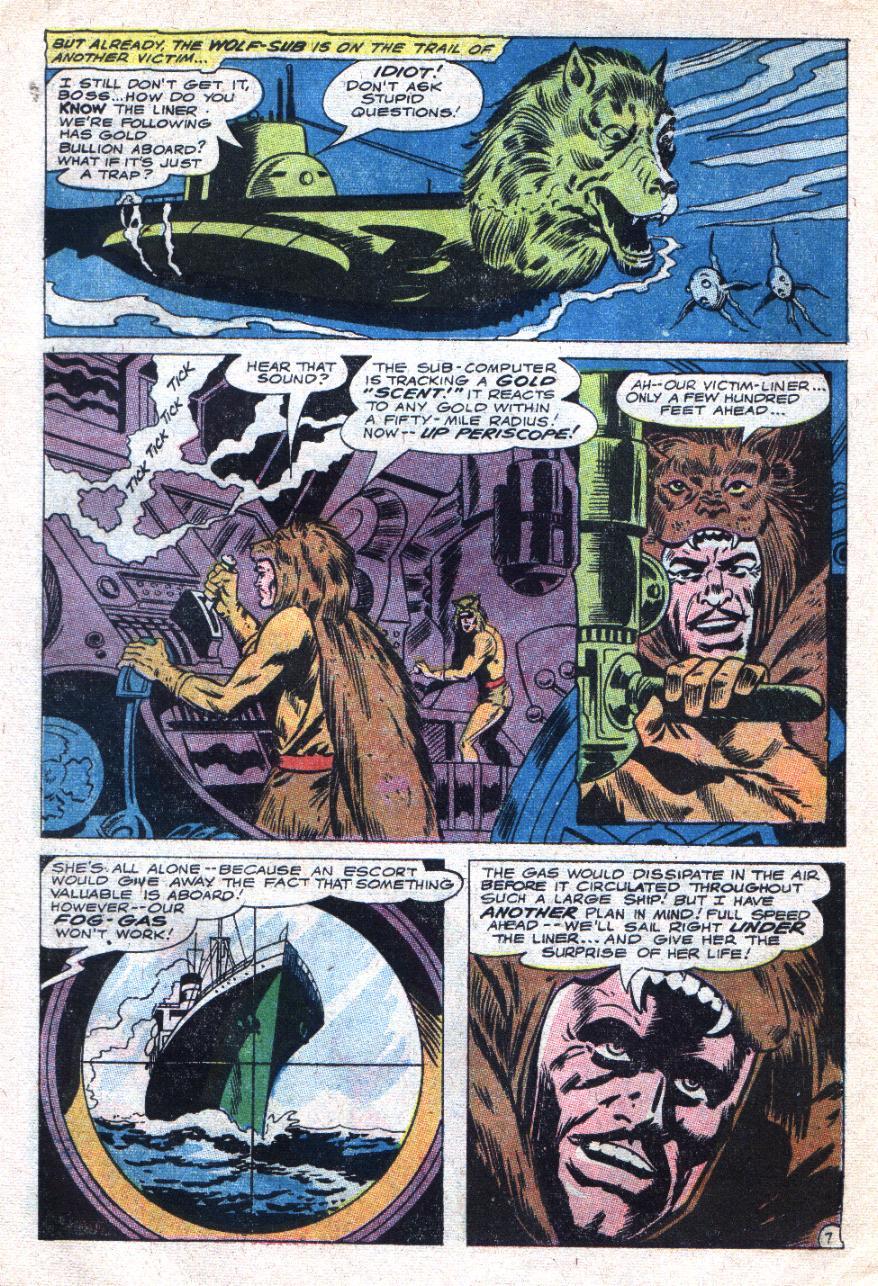 Read online Sea Devils comic -  Issue #33 - 11
