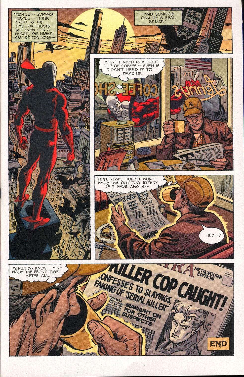 Read online Deadman (2002) comic -  Issue #6 - 23