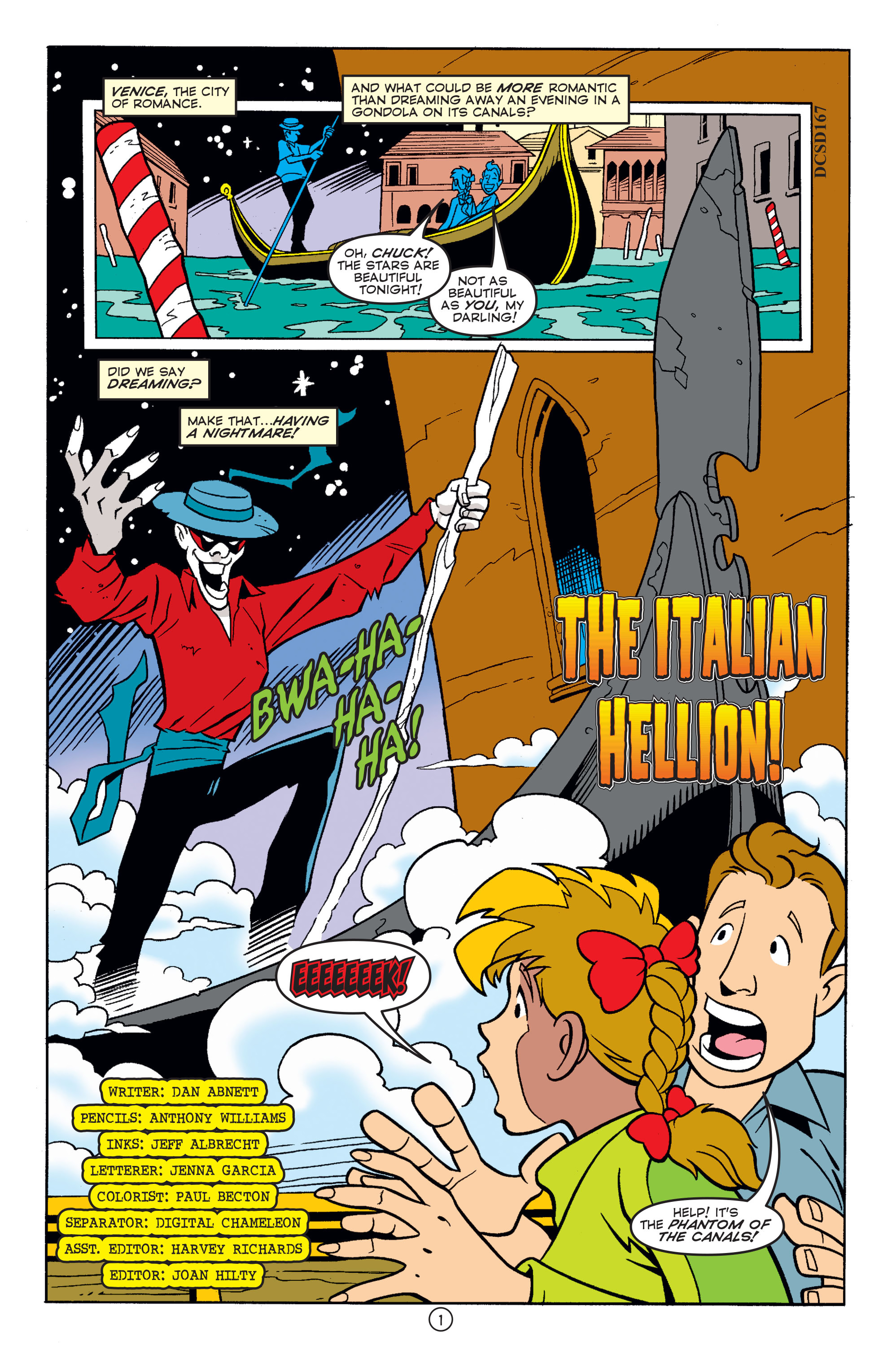Read online Scooby-Doo (1997) comic -  Issue #56 - 14