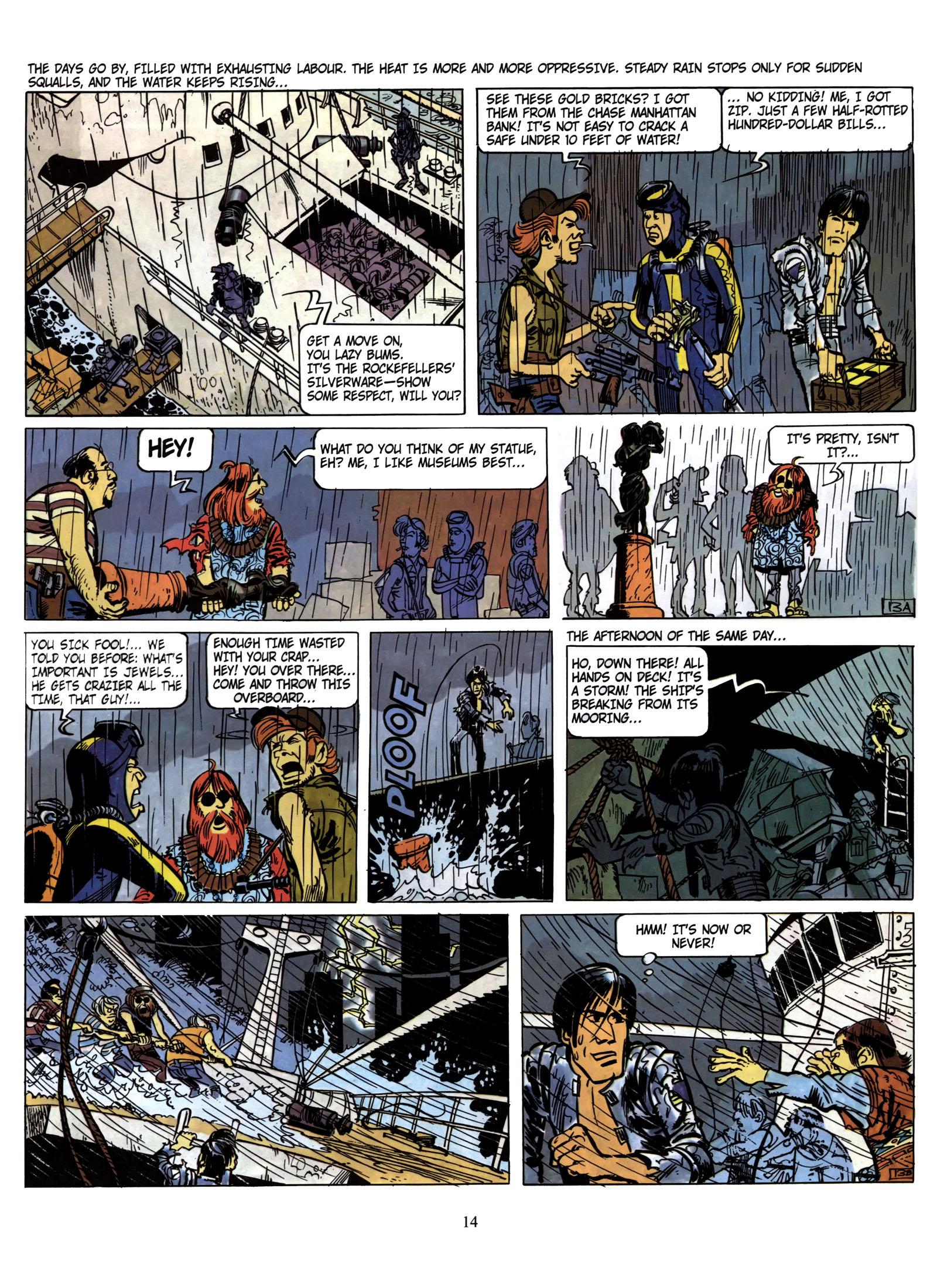 Valerian and Laureline #1 #23 - English 15