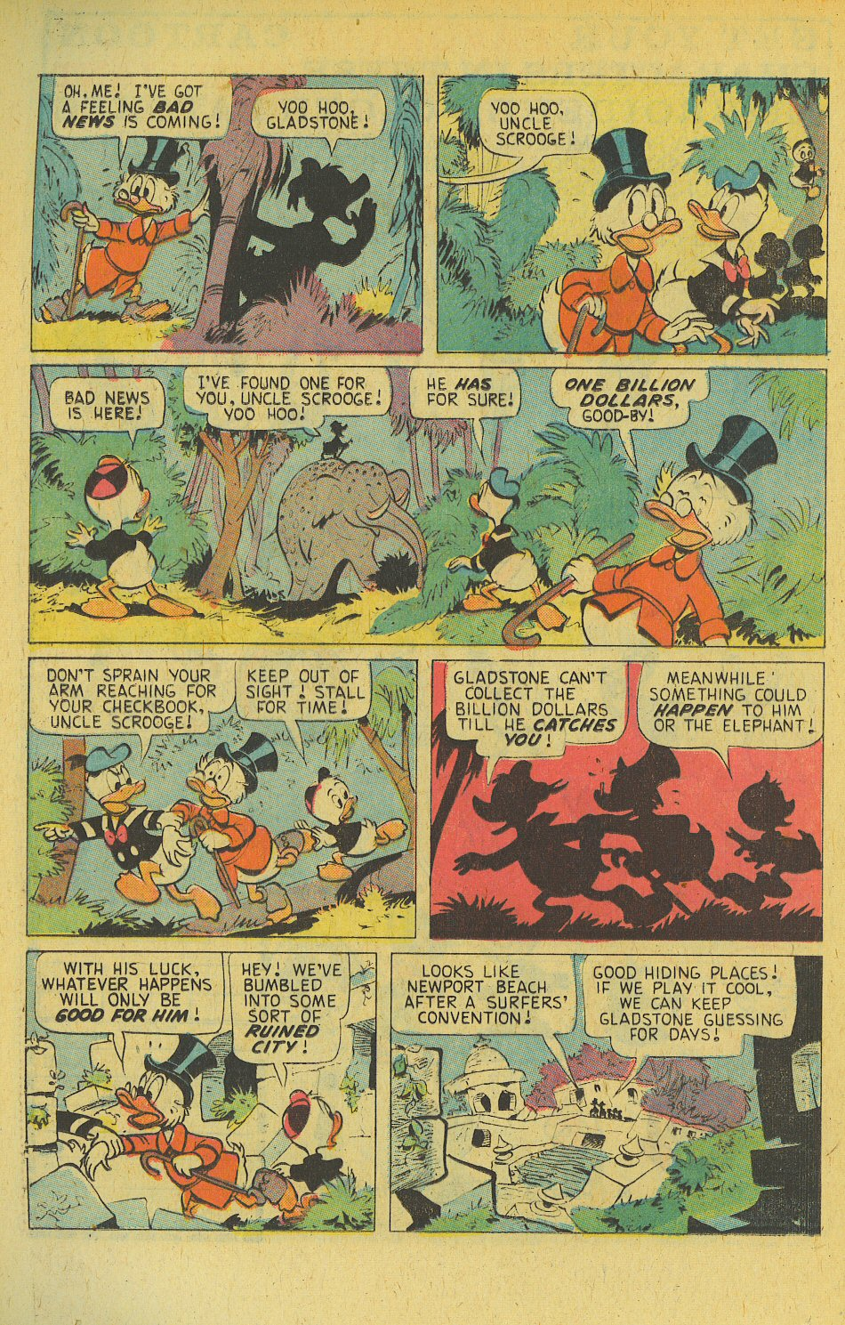 Uncle Scrooge (1953) Issue #118 #118 - English 24