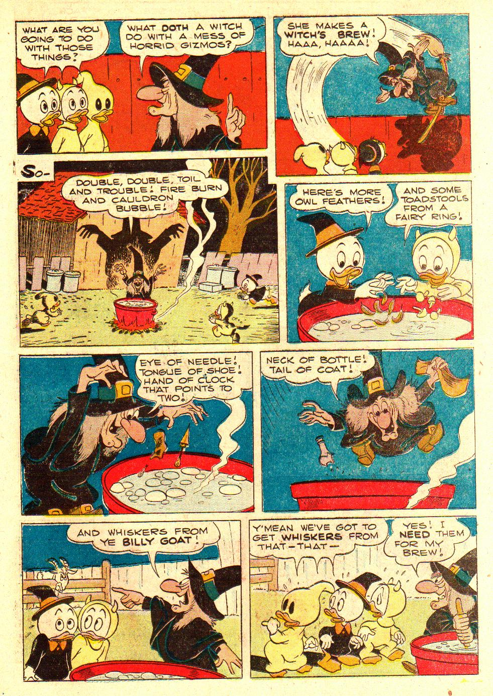 Read online Walt Disney's Donald Duck (1952) comic -  Issue #26 - 11