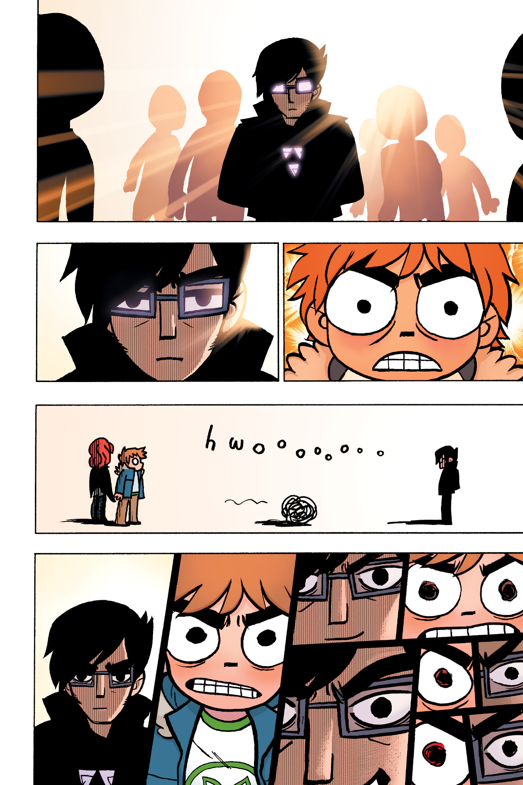 Read online Scott Pilgrim comic -  Issue #6 - 59