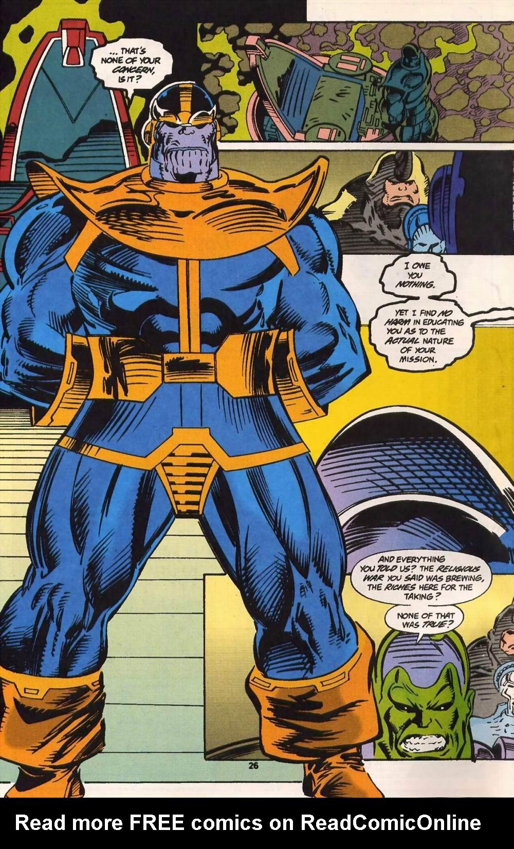 Read online Secret Defenders comic -  Issue #13 - 19