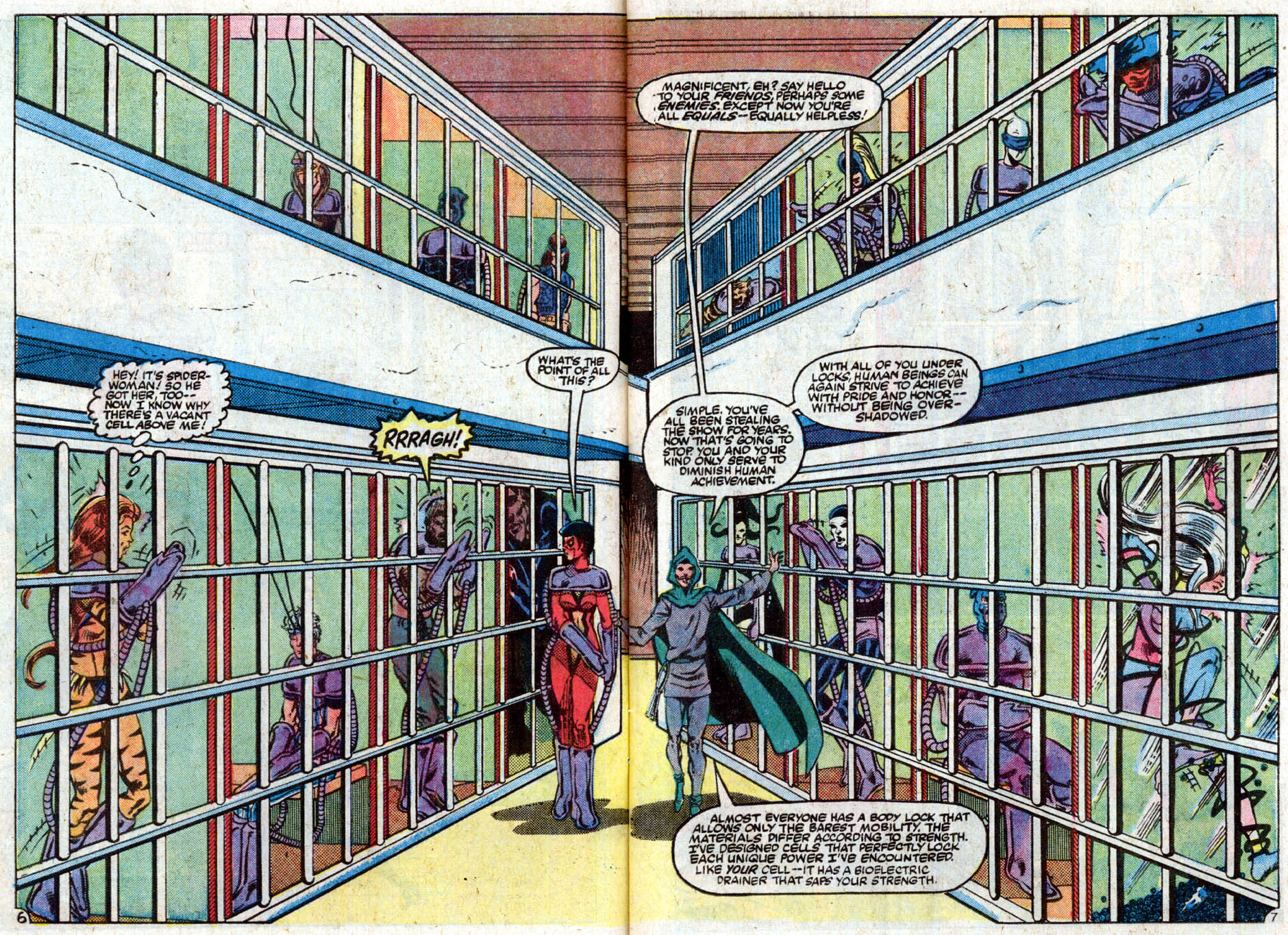 Spider-Woman (1978) #50 #50 - English 8