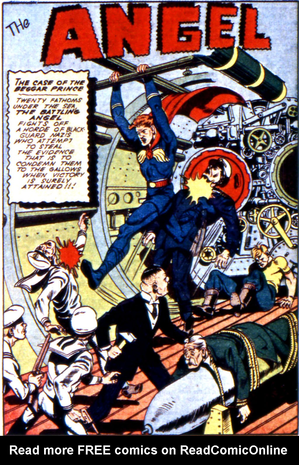 Sub-Mariner Comics Issue #11 #11 - English 42