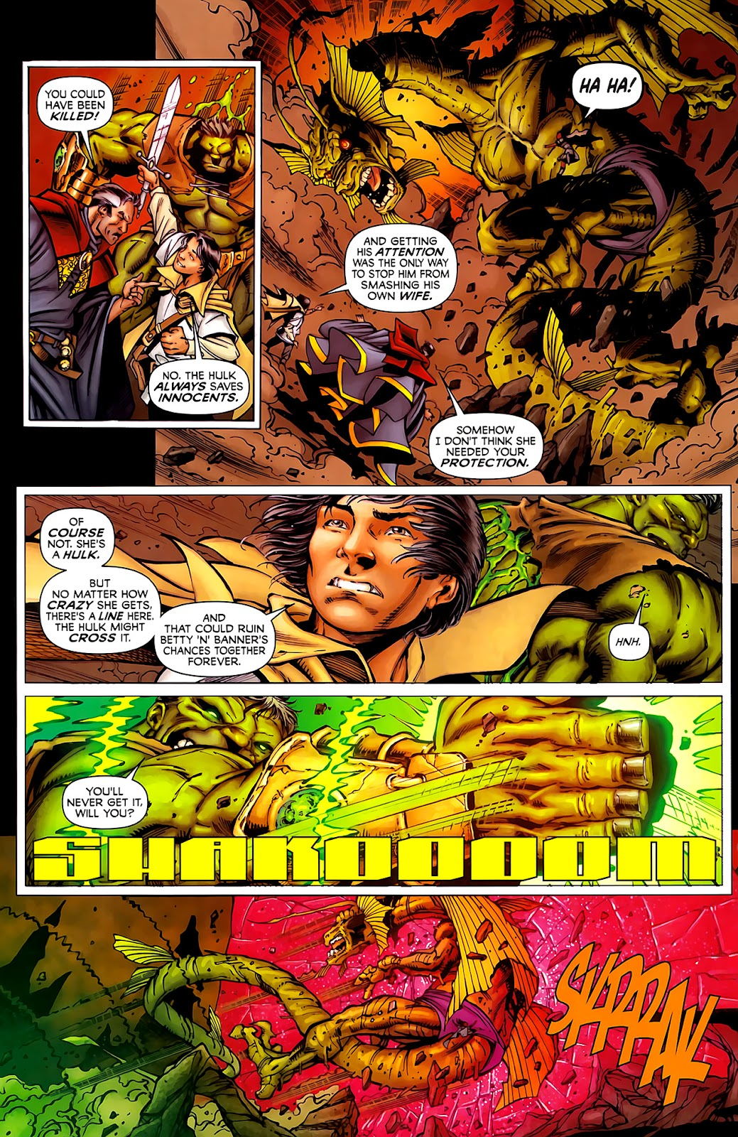 Incredible Hulks (2010) Issue #634 #24 - English 6