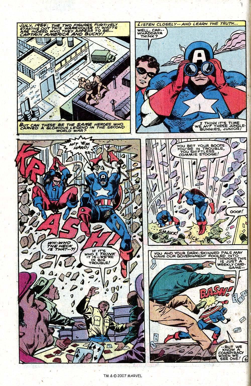 Captain America (1968) _Annual 6 #6 - English 10