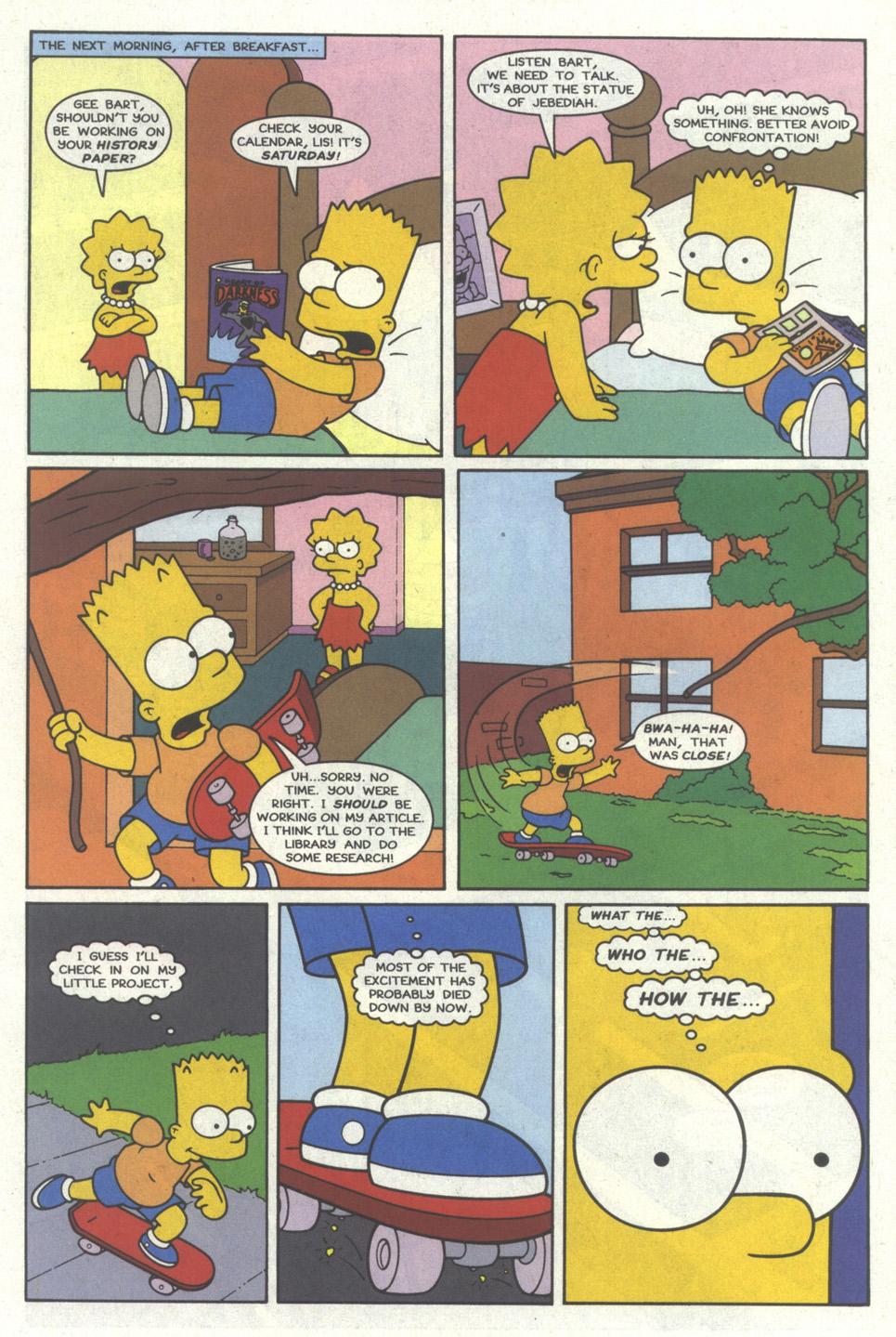 Read online Simpsons Comics comic -  Issue #19 - 12