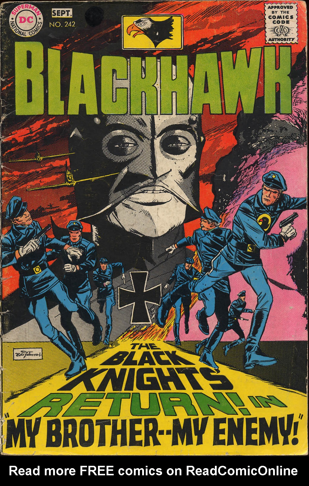 Blackhawk (1957) 242 Page 1