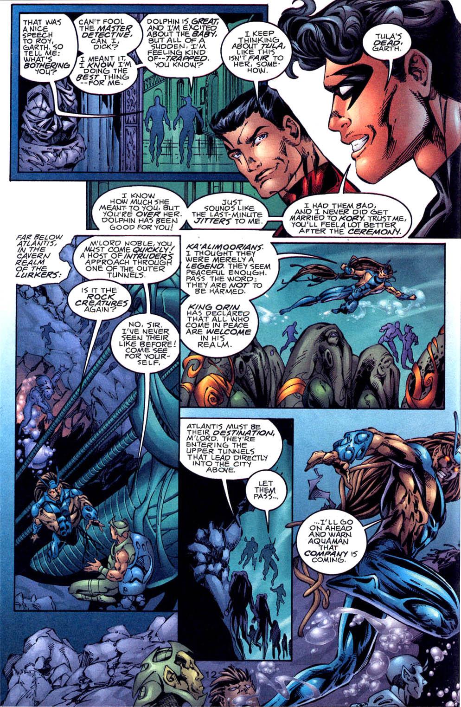 Aquaman (1994) Issue #60 #66 - English 13