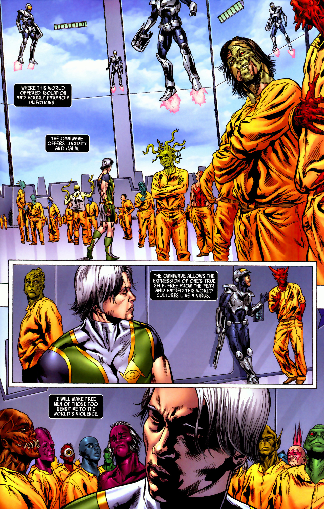 Read online Secret Invasion: Who Do You Trust? comic -  Issue # Full - 32