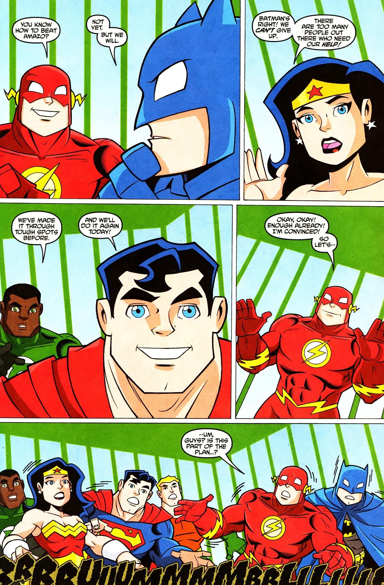 Super Friends #1 #29 - English 13