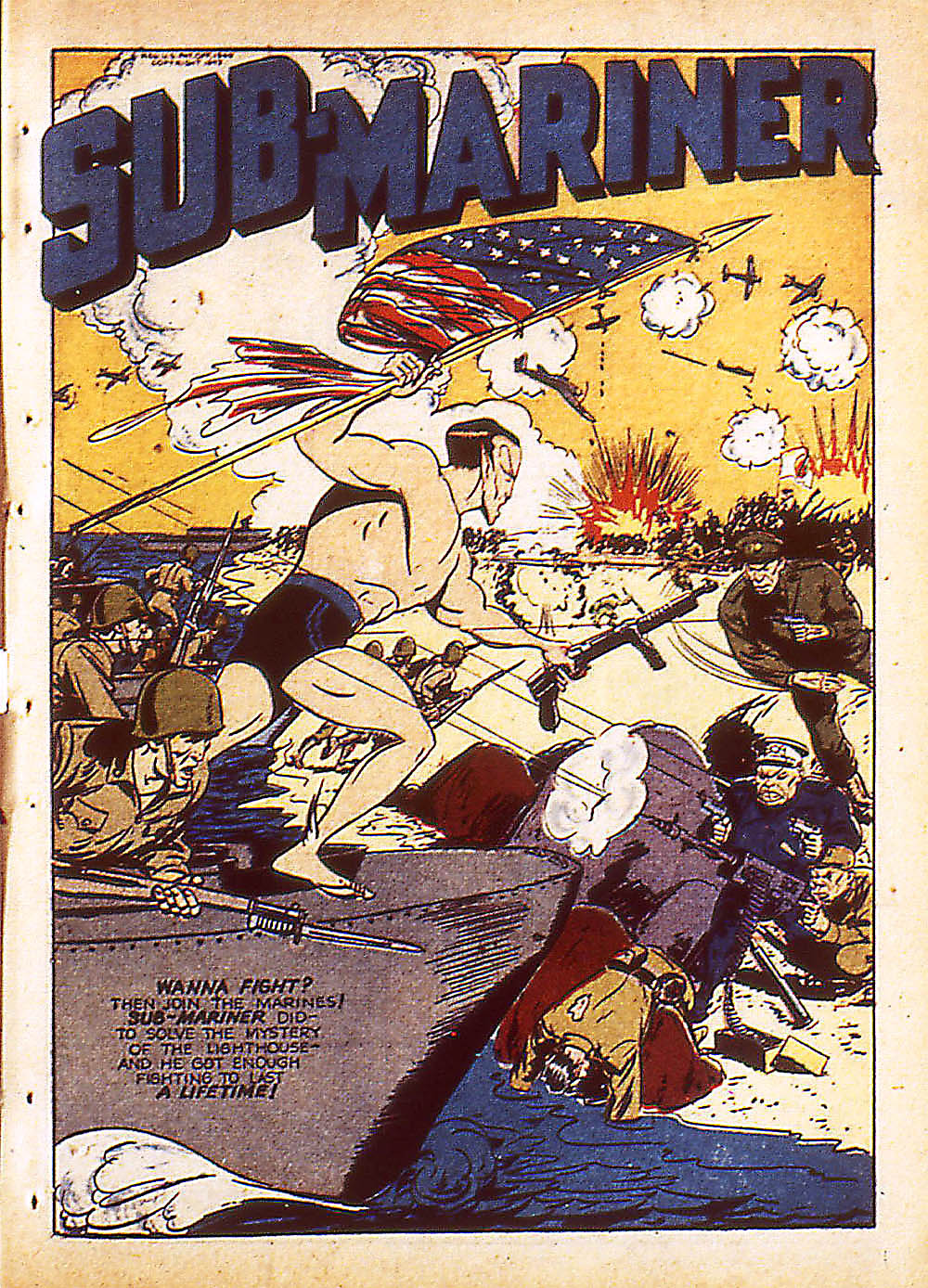 Sub-Mariner Comics Issue #8 #8 - English 4