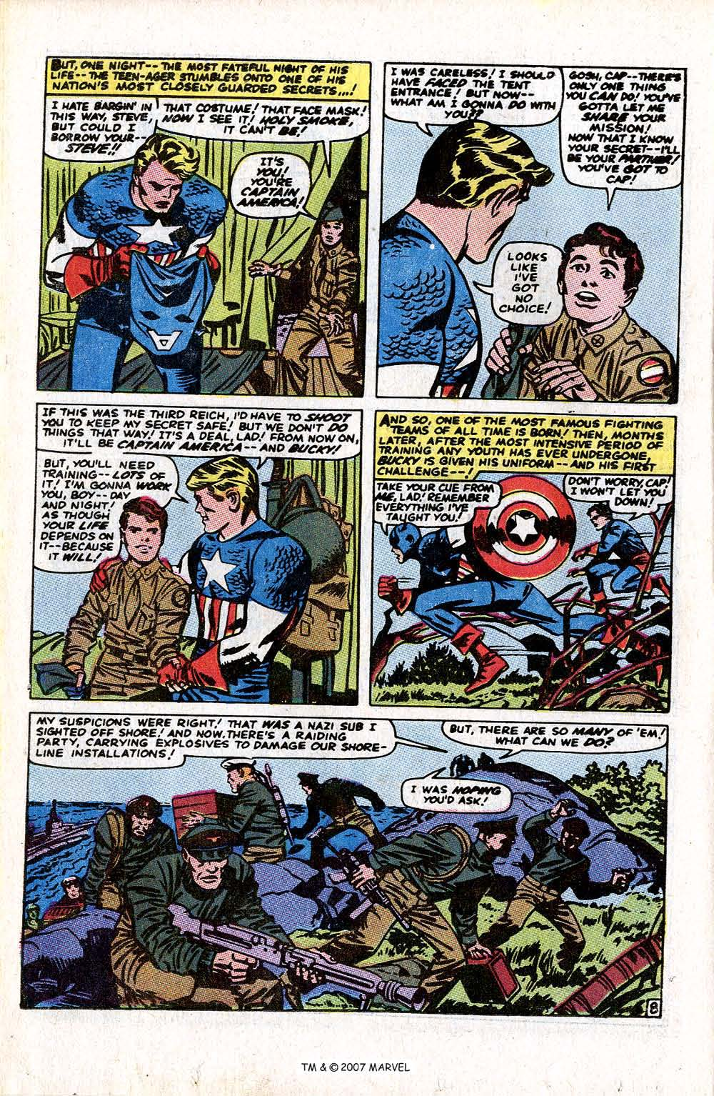 Captain America (1968) _Annual 1 #1 - English 10