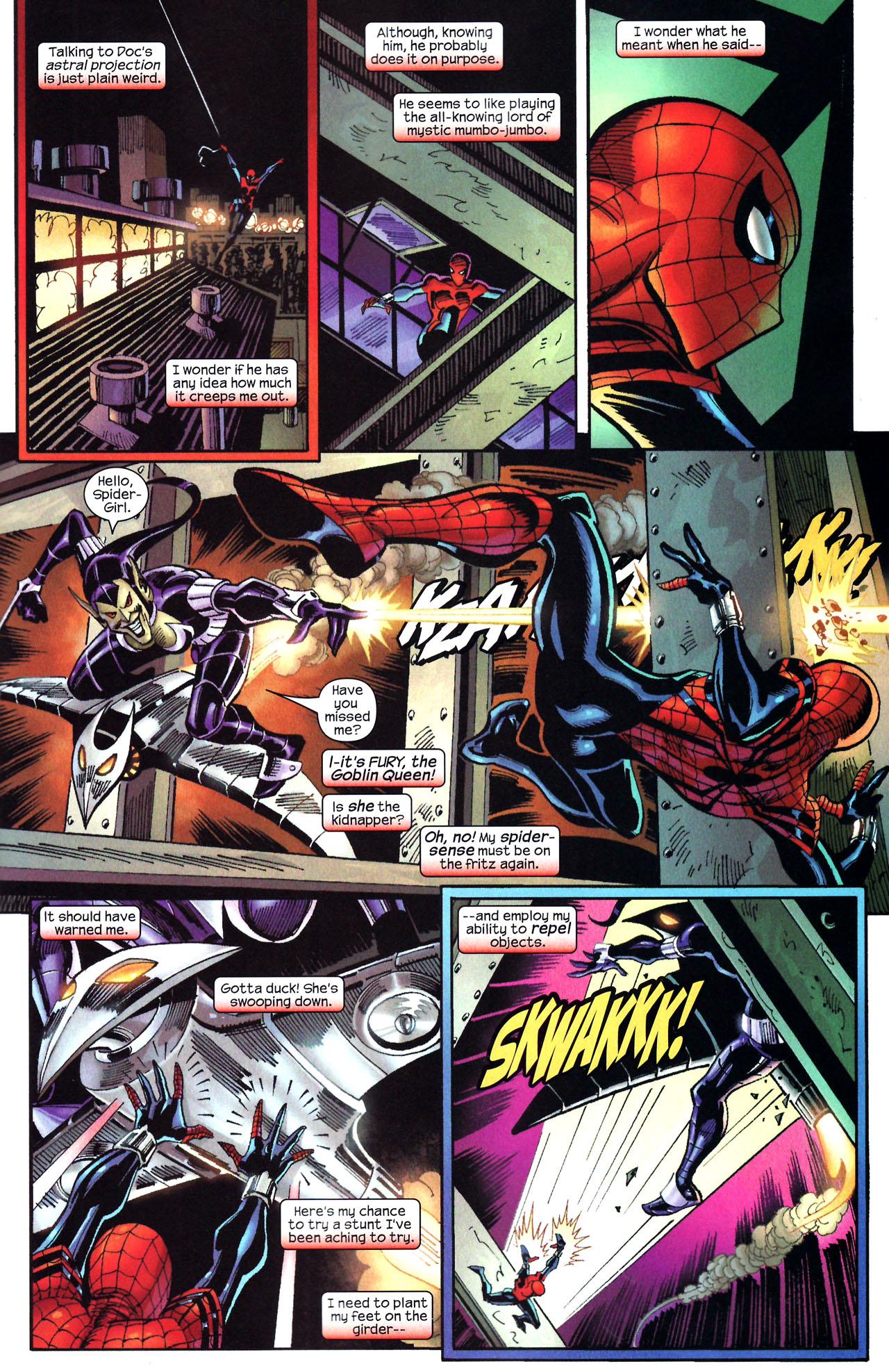 Amazing Spider-Girl #15 #16 - English 29