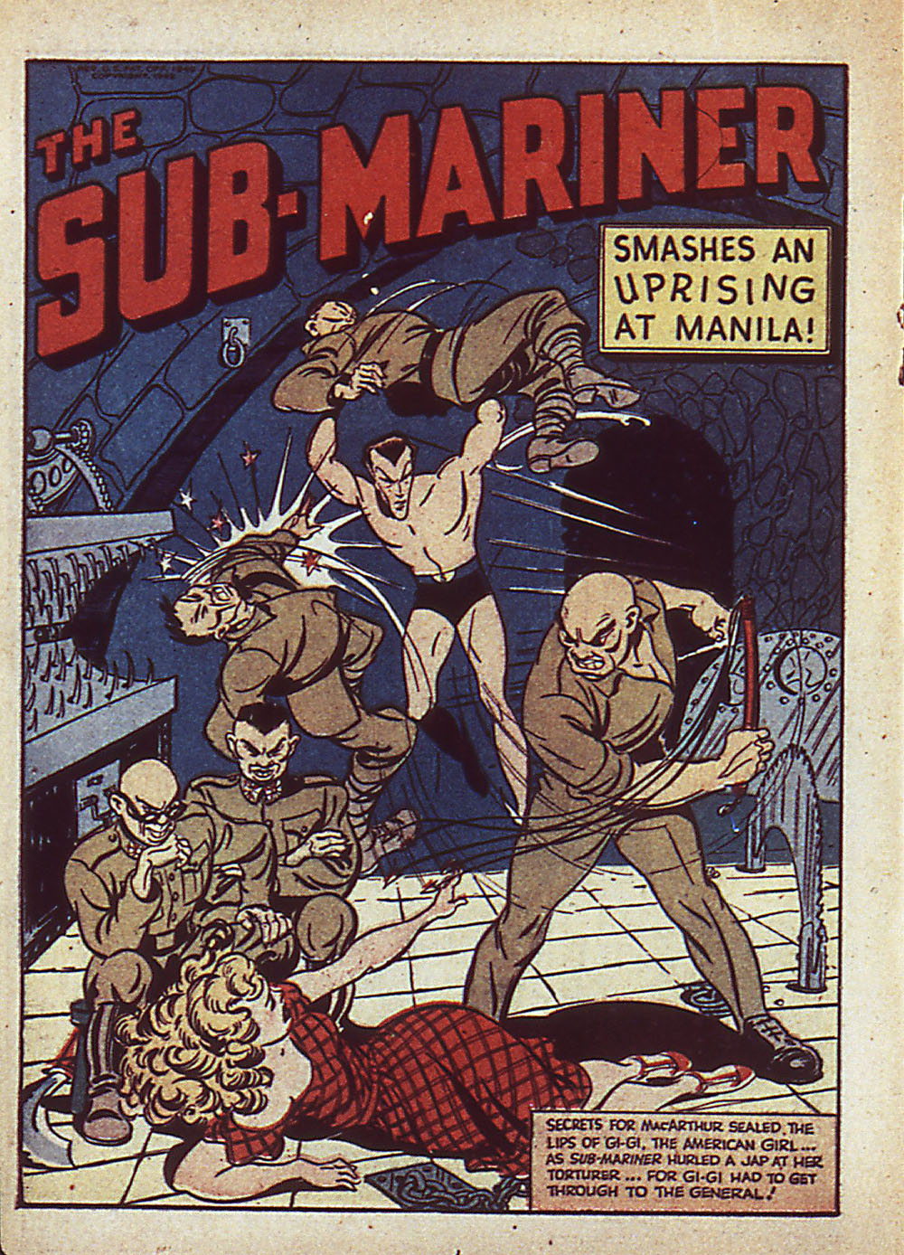 Sub-Mariner Comics Issue #5 #5 - English 25