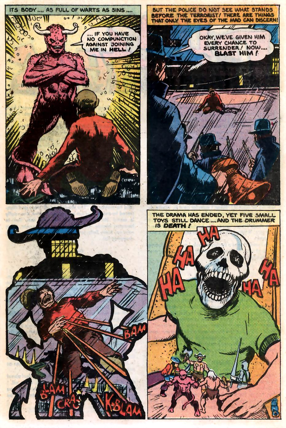Read online Scary Tales comic -  Issue #2 - 15