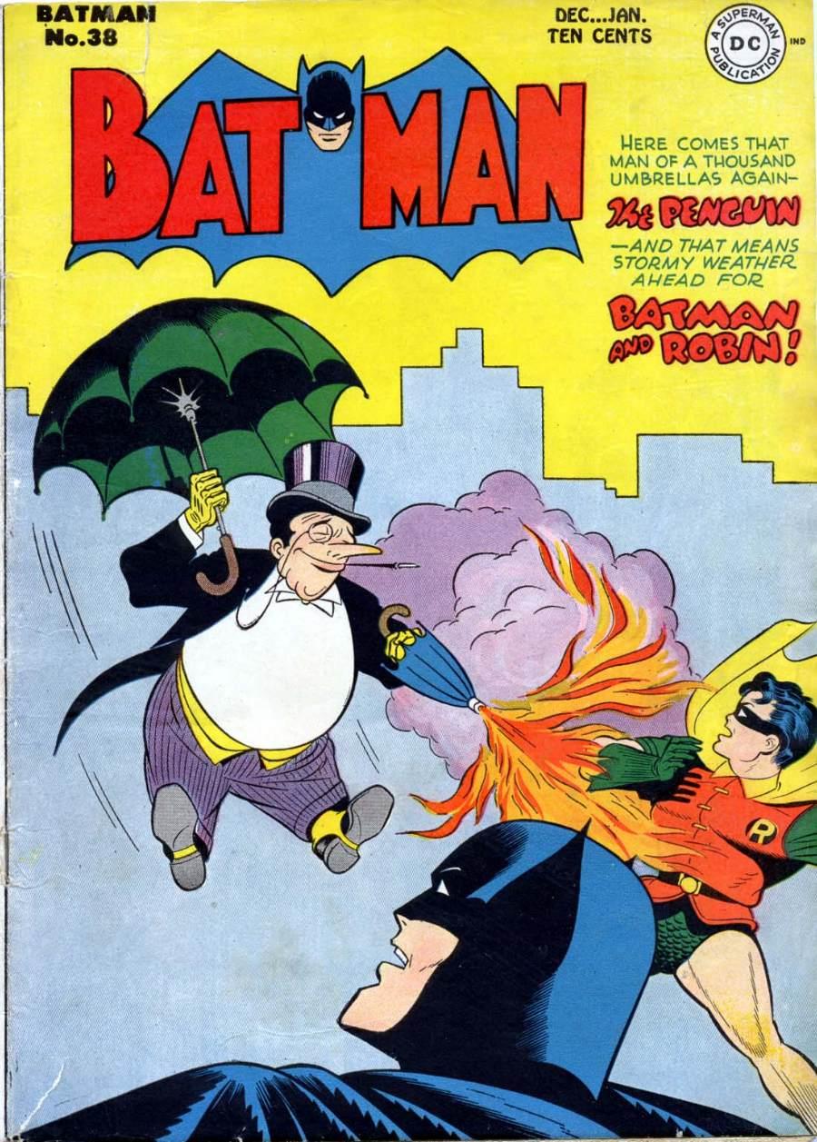 Batman (1940) 38 Page 1