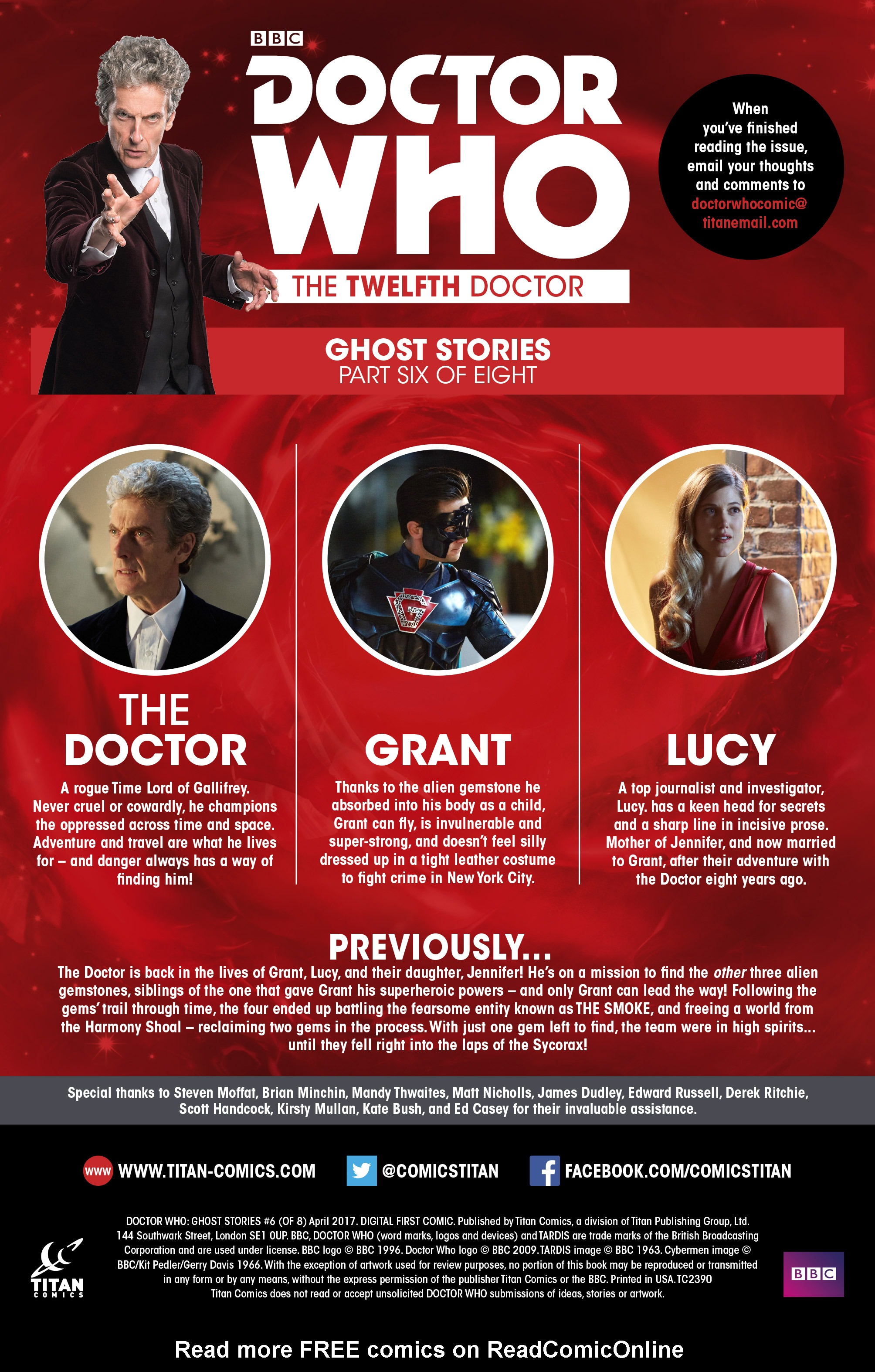 Doctor Who: Ghost Stories chap 6 pic 2