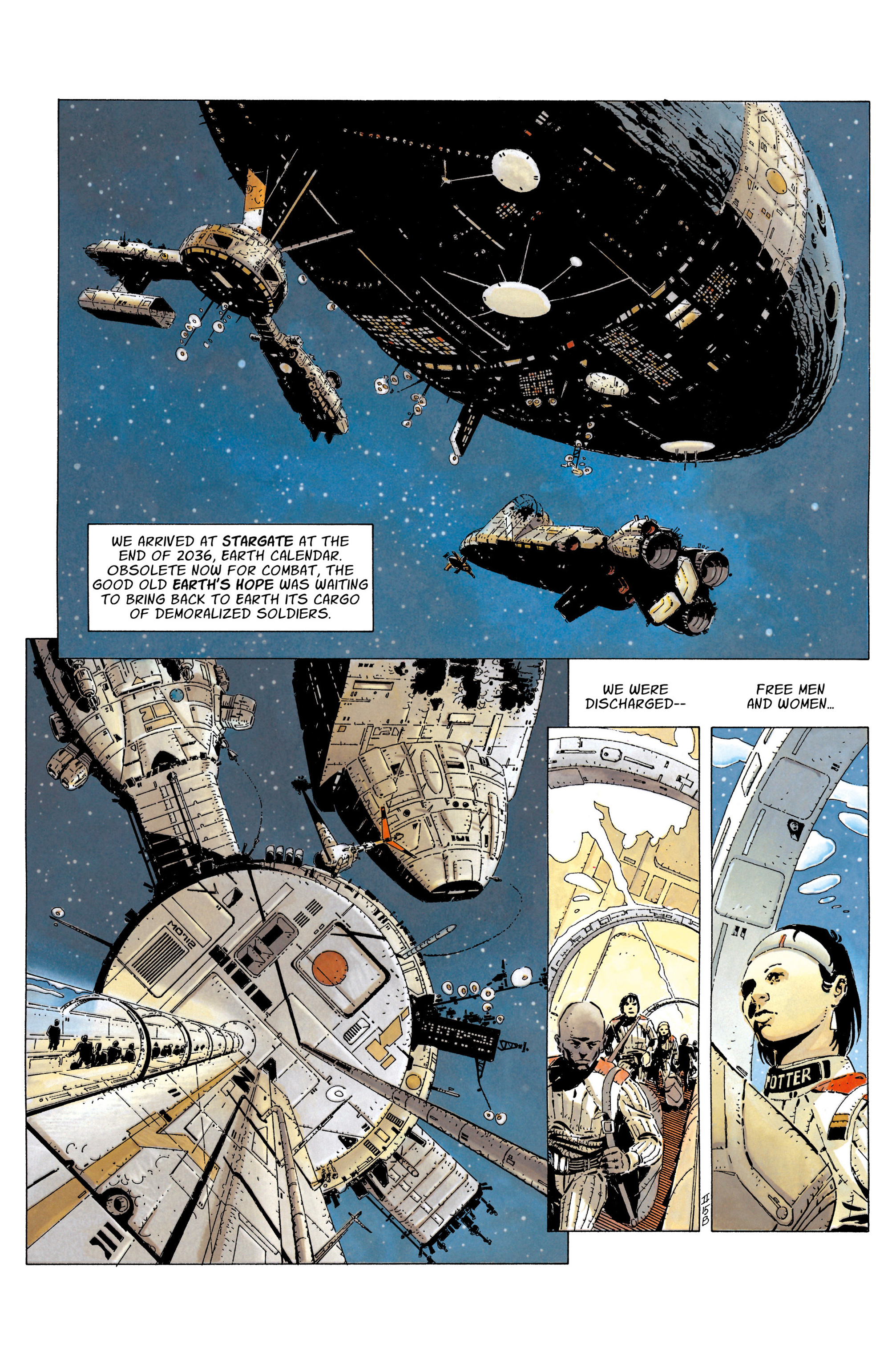 The Forever War (2017) #3 #4 - English 19