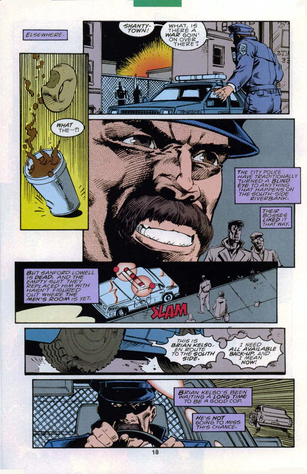 Darkman (1993) #6 #6 - English 13