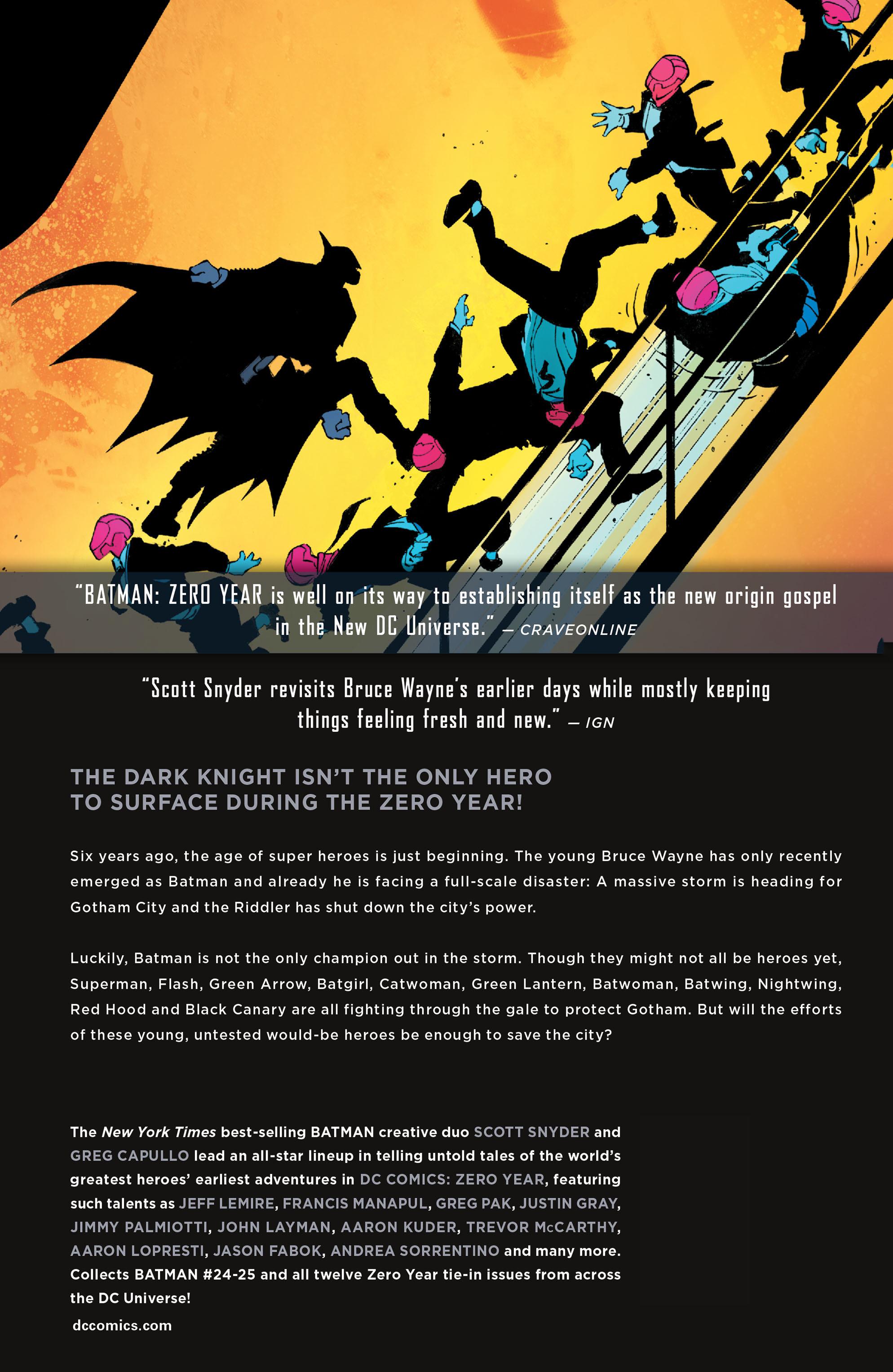DC Comics: Zero Year chap tpb pic 431