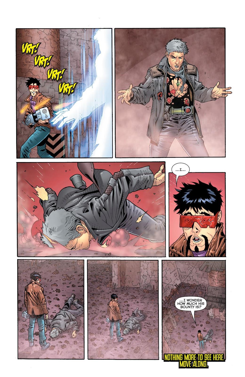 Threshold (2013) Issue #8 #8 - English 31