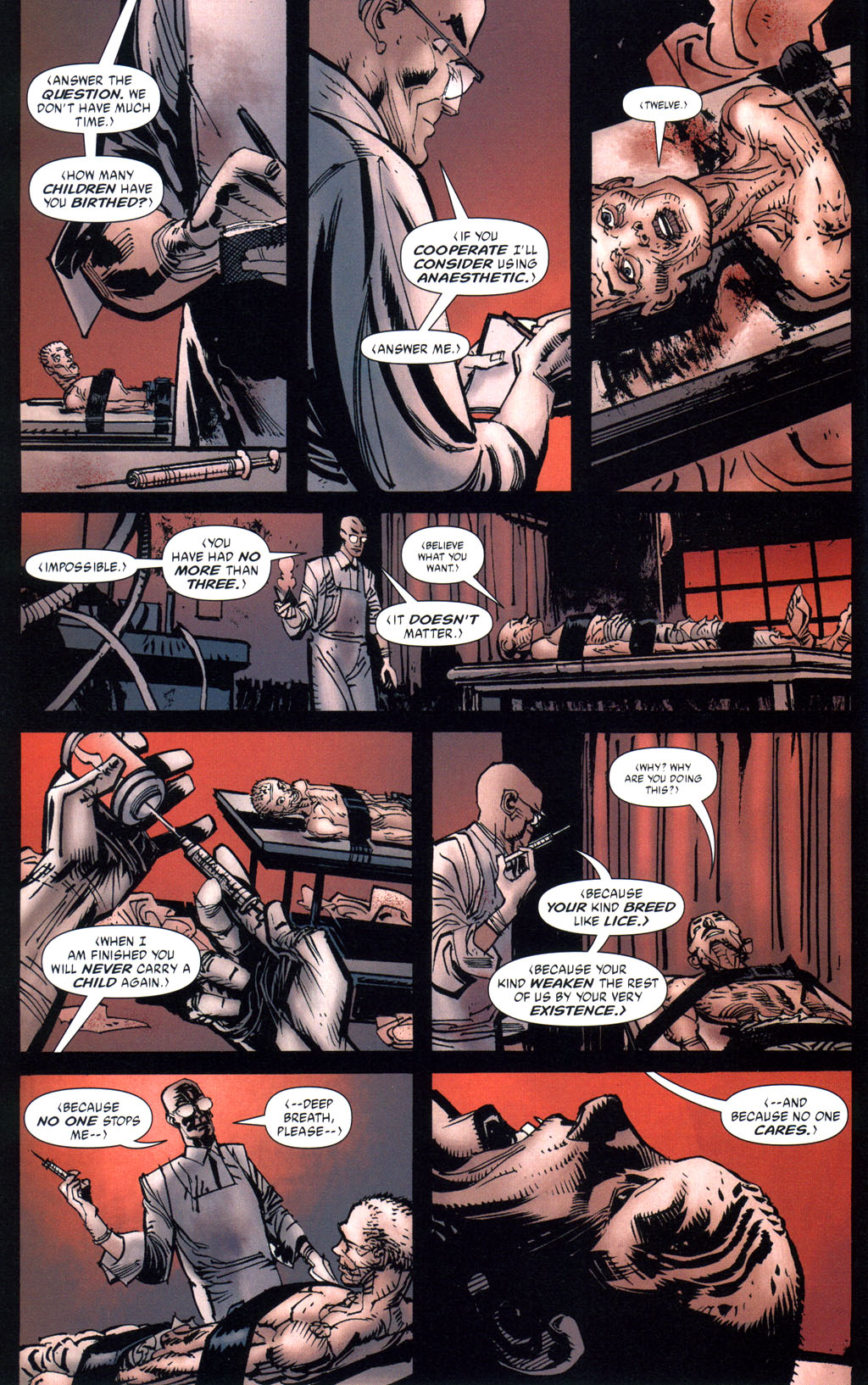Batman: Death and the Maidens 6 Page 18