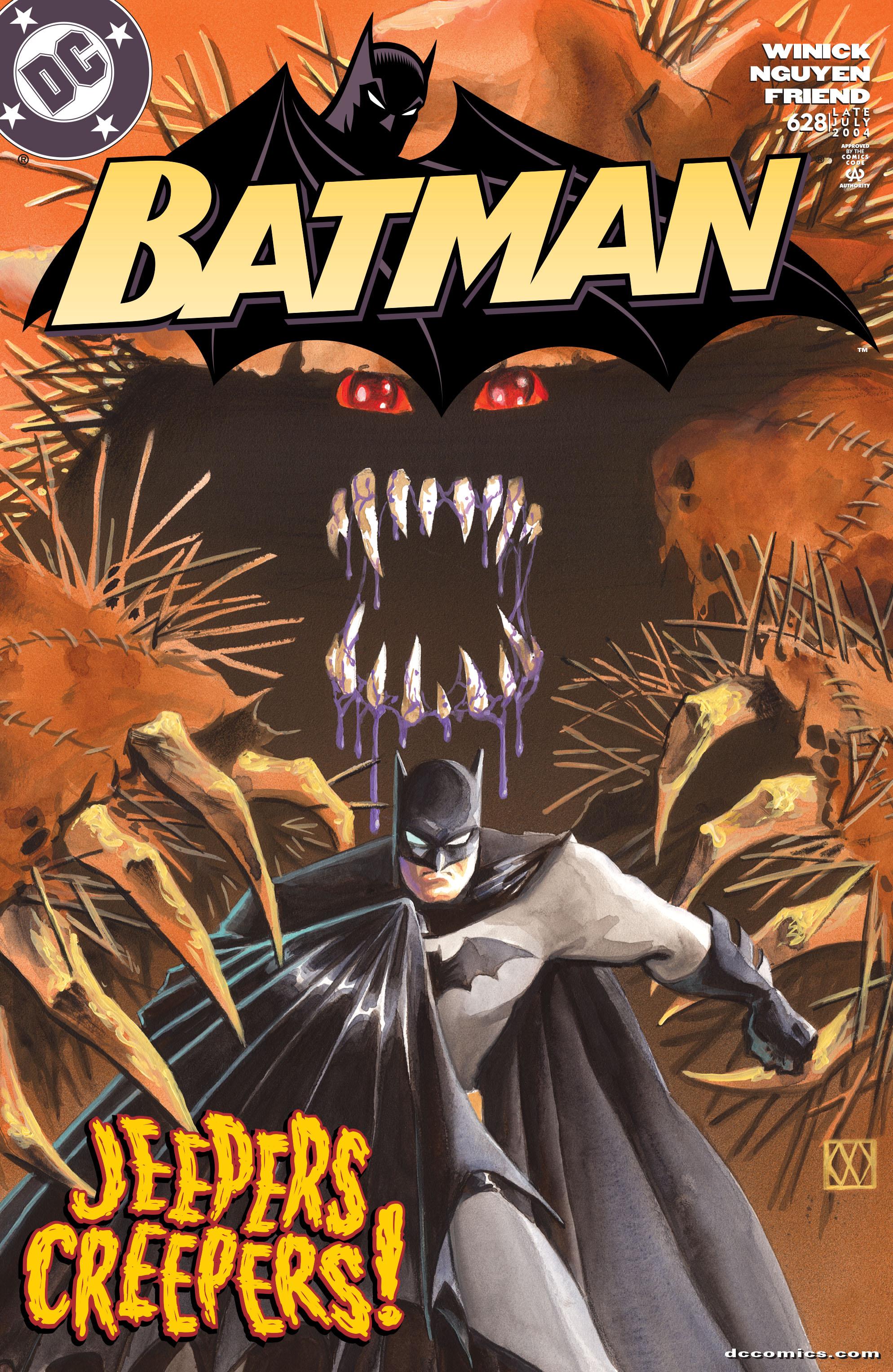 Batman (1940) 628 Page 1