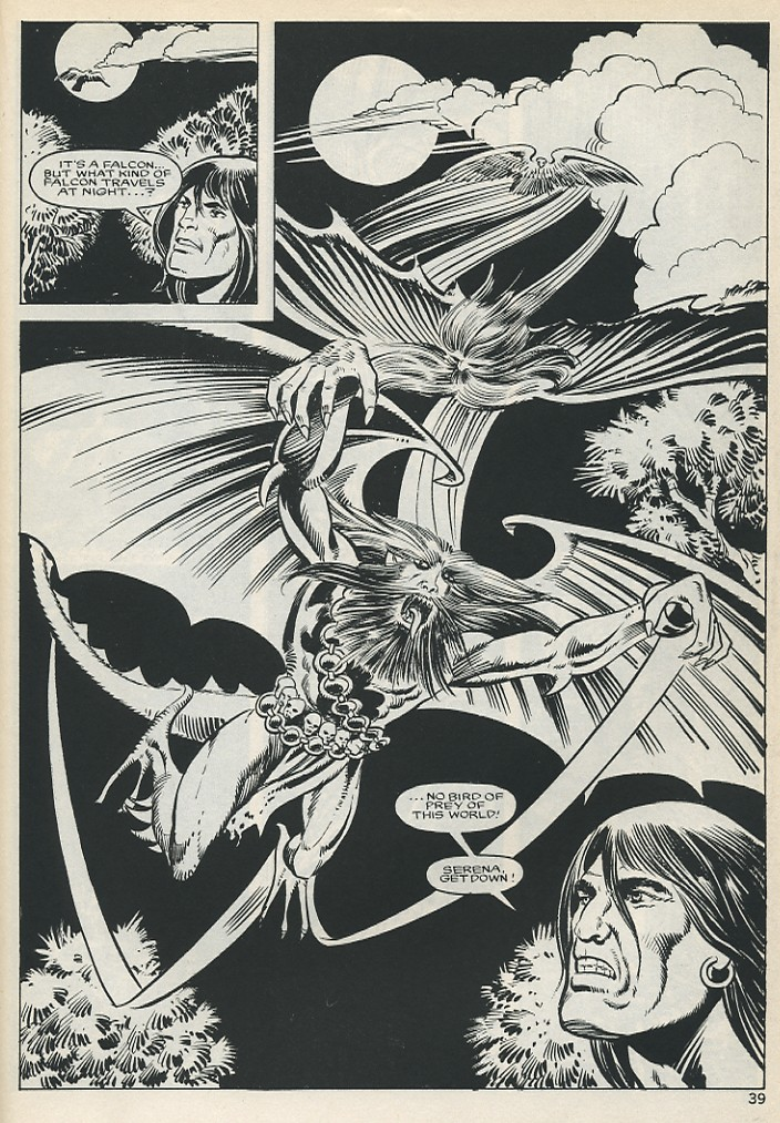 The Savage Sword Of Conan Issue #131 #132 - English 39