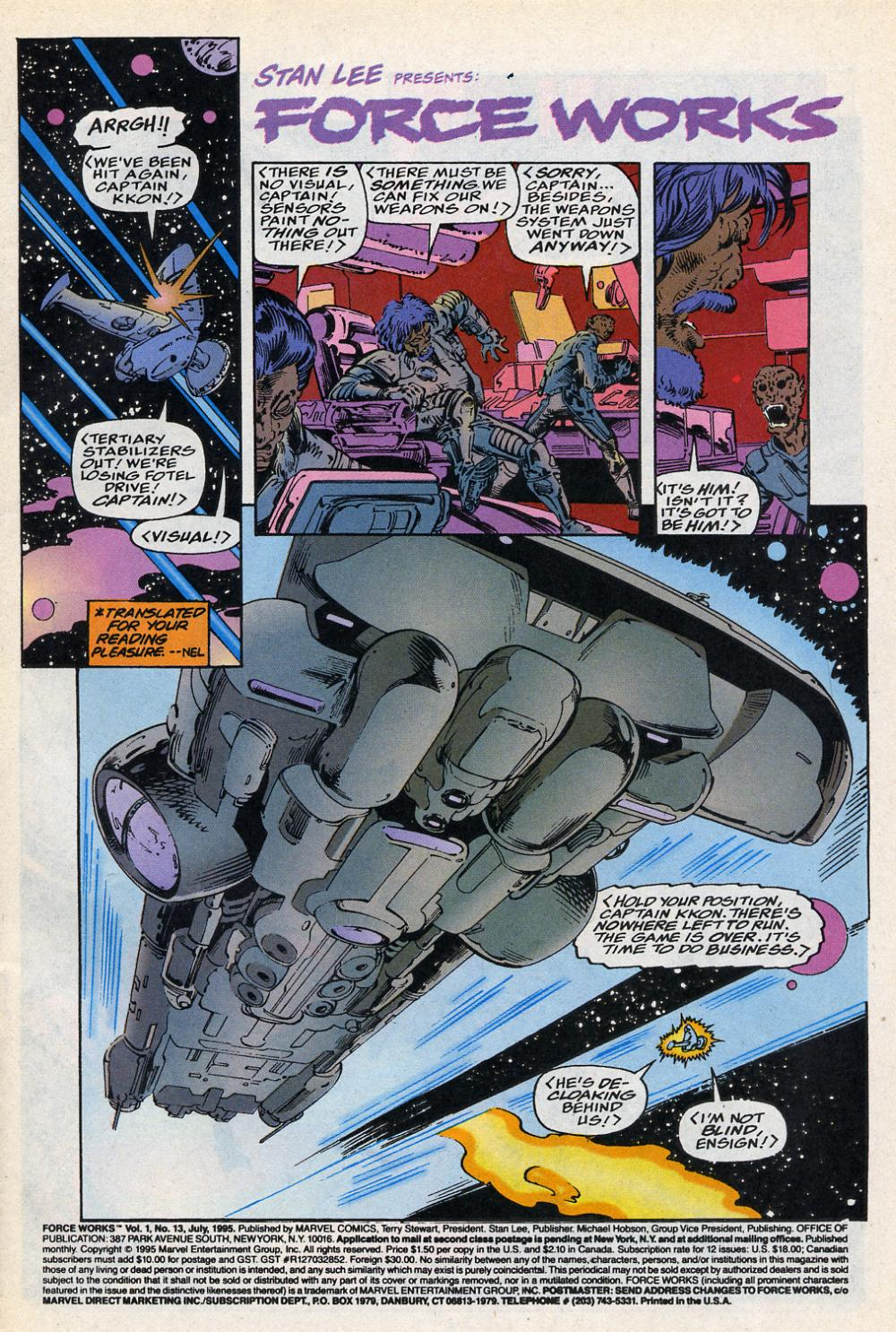 Force Works Issue #13 #13 - English 2