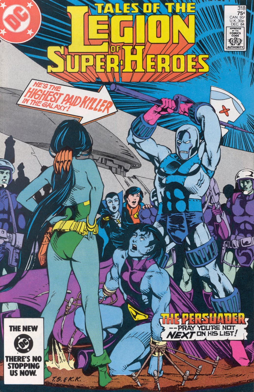 Tales of the Legion Issue #318 #5 - English 1