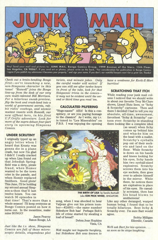 Read online Simpsons Comics comic -  Issue #19 - 22